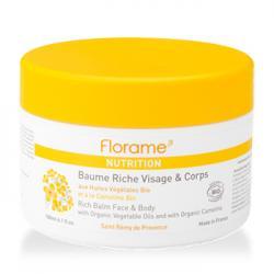 FLORAME BAUME RICHE VISAGE&C