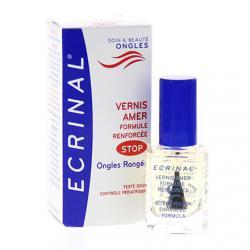 Vernis amer pour ongles rongés - 10 ml