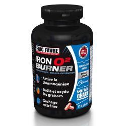 Iron O2 Burner Séchage Dosage Extrême 120 gélules