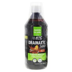 Drainaxyl 500 goût Thé Pêche 500ml