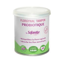 - Florgynal Tampons Super Protecteurs boite de 8