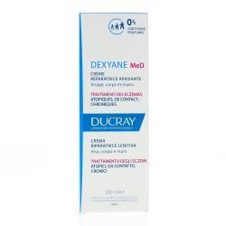 Dexyane med crème reparatrice apaisante traitement des eczemas 100ml