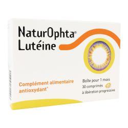 NATUROPHTA LUTEINE CPR BT30