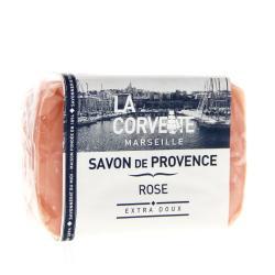 CORVETTE SAVON ROSE 100 G