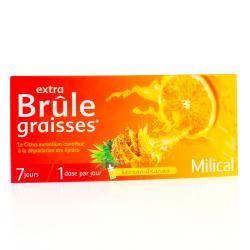 Extra Ananas Brûle-graisses - 7 doses de 10 ml