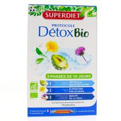 SUPERDIET PROT DETOX B 15ML