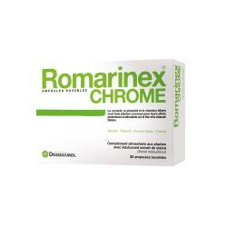 ROMARINEX CHROME AMP 10ML20*PROMO