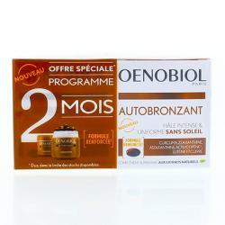 Autobronzant en capsules - lot de 2 boîtes de 30 capsules