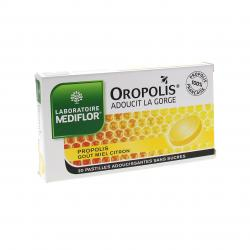 OROPOLIS MIEL/CITR S/SUC PAST20