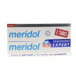 Parodont Expert Dentifrice - lot de 2 x 75 ml