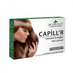 Capill'r Cheveux et Ongles 30 comprimés