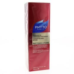 Phyto phytomillesime shampooing sublimateur de couleur cheveux colores meches 200ml