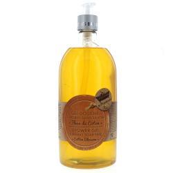 Gel Douche Surgras sans savon Fleur de Coton 1L
