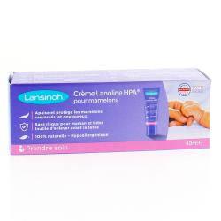 Crème protectrice allaitement 40ml