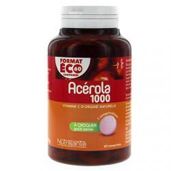 Acérola 1000 60 comprimés