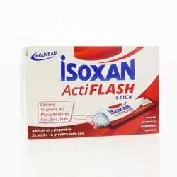 ISOXAN ACTIFLASH STICK/24