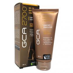 GCA 2700 Gel de massage chauffant - 100 ml