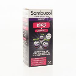 SYNPHONAT SAMBUCOL KIDS 120M