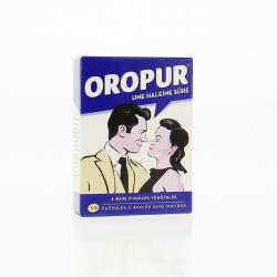 OROPUR CAPS MOLLES BLIST 2X25