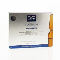 MARTIDERM NIGHT RENEW 10 AMP