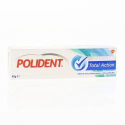 POLIDENT TOTAL ACTION Cr adhés app dent T/40g