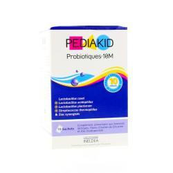 Probiotiques 10M - 10 sachets de 2 g