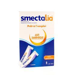 SMECTALIA 3 g, suspension buvable en sachet