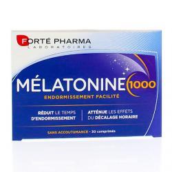 Forténuit Mélatonine 1000 30 comprimés