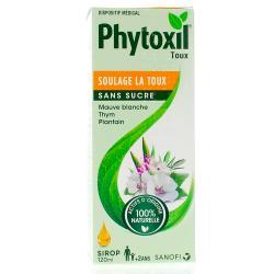 Phytoxil toux ss suc fl120ml