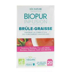 BIOPUR INFUSION BRULE-GRAISS