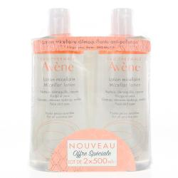 AVENE LOTION MICELLAIRE 500ML LOTX2