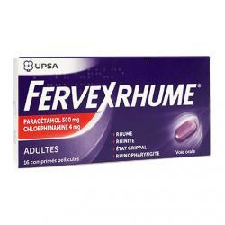 FERVEX RHUME CPR 16
