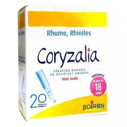 CORYZALIA S buv unidose 20Unid/1ml