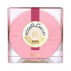 Rose savon parfumé 100g