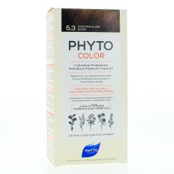 PHYTOCOLOR 5,3 CHATAIN CLAIR