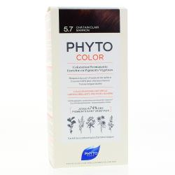 PHYTOCOLOR 5,7 CHATAIN CLAIR