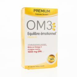 Om3 premium equilibre emotionnel 45 capsules