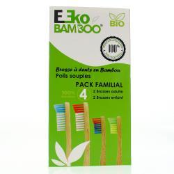EKO BAMBOU BAD PACK FAM. 2+2