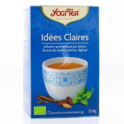 Idées Claires - Infusion bio - 17 sachets