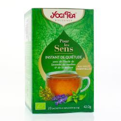 YOGI TEA INSTAN QUIETUD BIO SA
