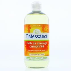 Huile de massage camphree 500 ml