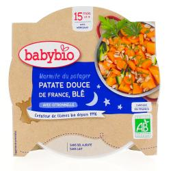 BABYBIO B NUIT POTAGER/PAT26