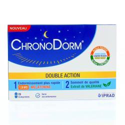 CHRONODORM DBLE ACTION 1,9MG