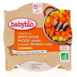 BABYBIO PAT D /PIN/PRU A260G
