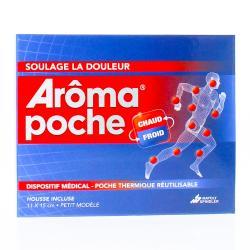 Arôma Poche Thermique Chaud Froid 11x15cm + Housse