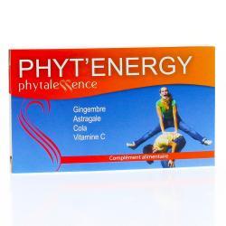 PHYTALESS PHYT'ENERGY GELUL 40