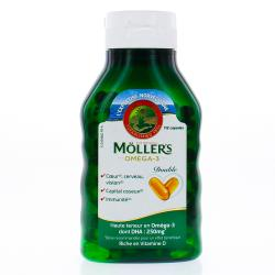 MOLLER'S OMEGA-3 DOUBLE 112C