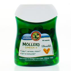 MOLLER'S OMEGA-3 DOUBLE 60CA