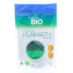 MADIA BIO POUDRE DE KLAMATH 75G