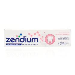 ZENDIUM PROFESSIONNEL Dentif dent sens T/75ml
